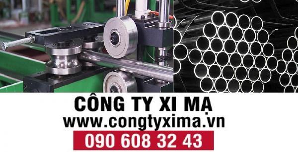 Xi mạ kim loại phục vụ ngành xây dựng