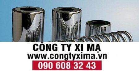 Xi mạ niken phù hợp với dòng sản phẩm cao cấp